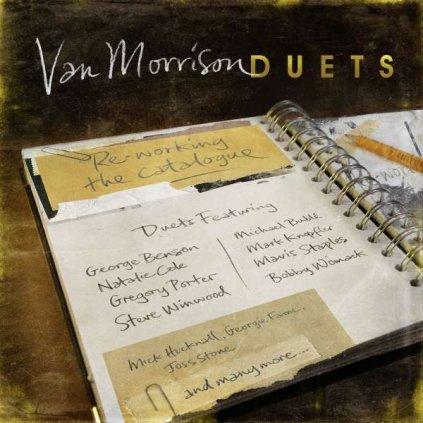 VINYLO.SK | MORRISON, VAN - DUETS [CD]