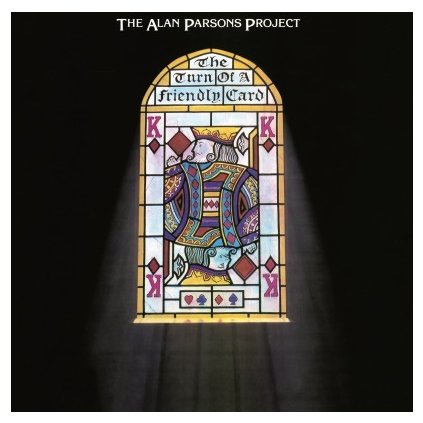 VINYLO.SK | PARSONS, ALAN -PROJECT- - TURN OF A FRIENDLY CARD (LP)180 GRAM AUDIOPHILE PRESSING