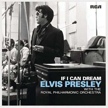 VINYLO.SK | PRESLEY, ELVIS - IF I CAN DREAM: ELVIS PRESLEY WITH THE ROYAL PHILHARMONIC ORCHESTRA [CD]