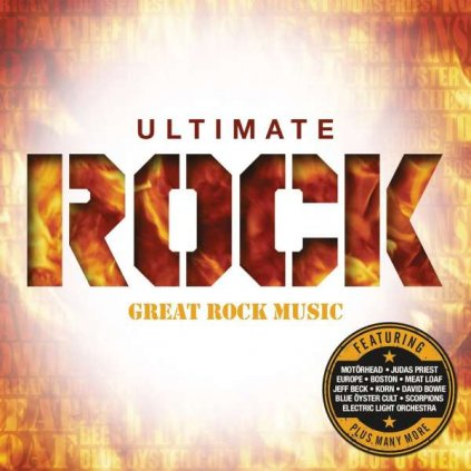 VINYLO.SK | Rôzni interpreti - ULTIMATE... ROCK [4CD]