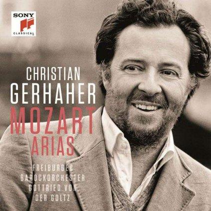 VINYLO.SK | GERHAHER, CHRISTIAN - MOZART ARIAS [CD]