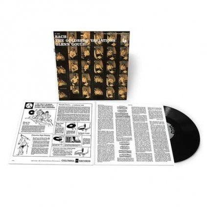 VINYLO.SK | BACH, J.S. - THE GOLDBERG VARIATIONS [LP]