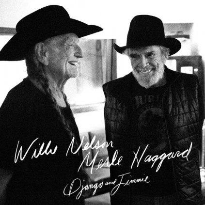 VINYLO.SK | NELSON, WILLIE / MERLE HAGGARD - DJANGO AND JIMMIE [CD]
