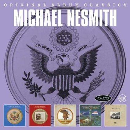 VINYLO.SK | NESMITH, MICHAEL - ORIGINAL ALBUM CLASSICS [5CD]