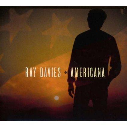 VINYLO.SK | DAVIES, RAY - AMERICANA [CD]