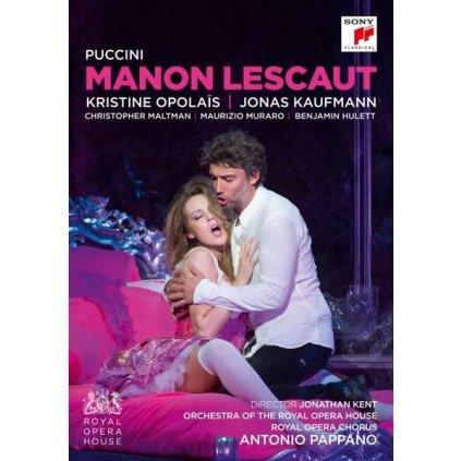 VINYLO.SK | PUCCINI, G. - MANON LESCAUT [DVD]