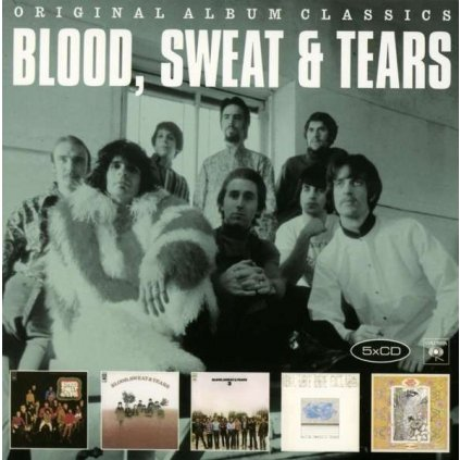 VINYLO.SK | BLOOD, SWEAT & TEARS - ORIGINAL ALBUM CLASSICS 2 [5CD]