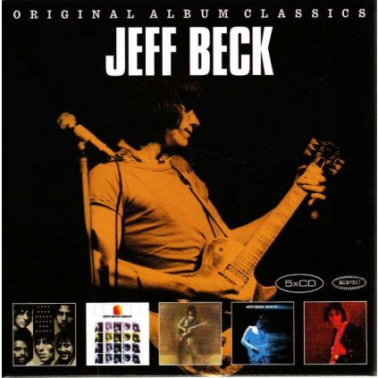VINYLO.SK | BECK, JEFF - ORIGINAL ALBUM CLASSICS3 [5CD]