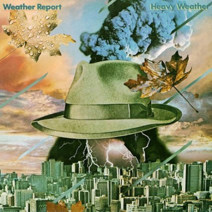 VINYLO.SK | WEATHER REPORT - HEAVY WEATHER [LP] 180g AUDIOPHILE PRESSING
