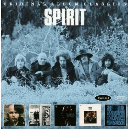 VINYLO.SK | SPIRIT - ORIGINAL ALBUM CLASSICS [5CD]