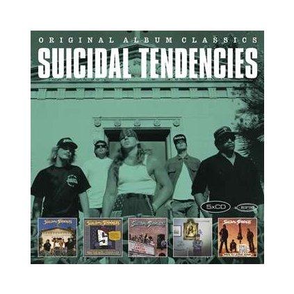 VINYLO.SK | SUICIDAL TENDENCIES - ORIGINAL ALBUM CLASSICS [5CD]