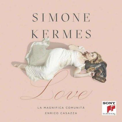 VINYLO.SK   KERMES, SIMONE - LOVE [CD]
