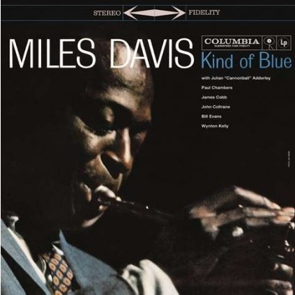 VINYLO.SK | DAVIS, MILES - KIND OF BLUE [LP]