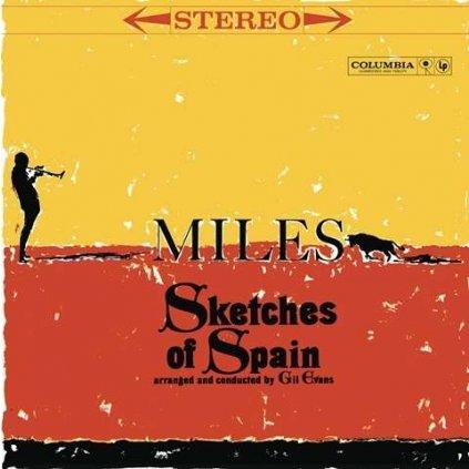 VINYLO.SK   DAVIS, MILES - SKETCHES OF SPAIN [LP]