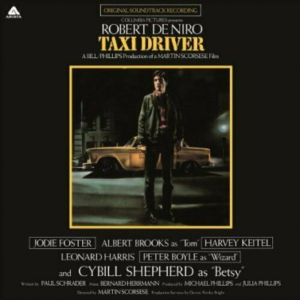 VINYLO.SK | OST - TAXI DRIVER [LP] 180g AUDIOPHILE PRESSING