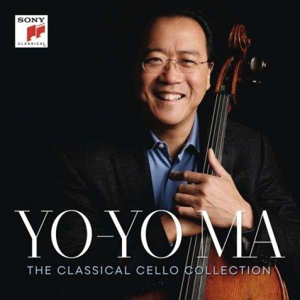 VINYLO.SK | MA, YO-YO - THE CLASSICAL CELLO COLLECTION [15CD]