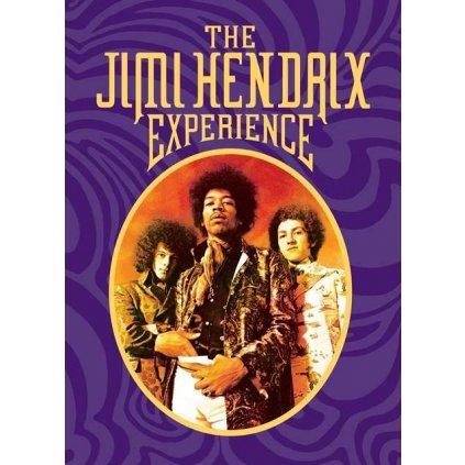 VINYLO.SK | HENDRIX, JIMI -EXPERIENCE- - THE JIMI HENDRIX EXPERIENCE [4CD]