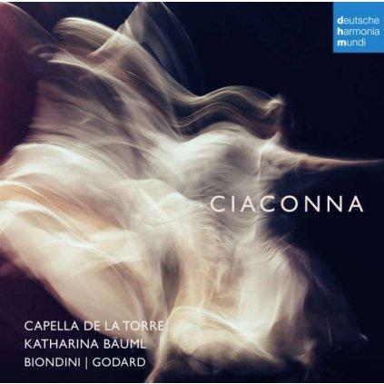 VINYLO.SK | CAPELLA DE LA TORRE - CIACONNA [CD]