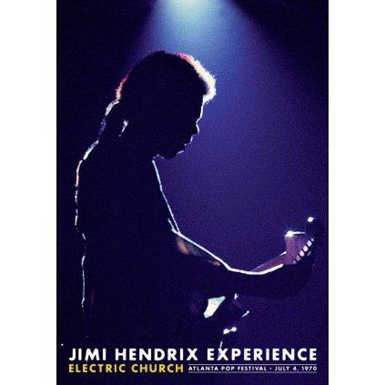 VINYLO.SK | HENDRIX, JIMI - ELECTRIC CHURCH [DVD]