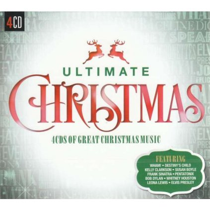 VINYLO.SK | Rôzni interpreti - ULTIMATE CHRISTMAS [4CD]