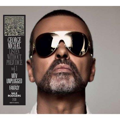 VINYLO.SK | MICHAEL, GEORGE - LISTEN WITHOUT PREJUDICE / MTV UNPLUGGED [2CD]
