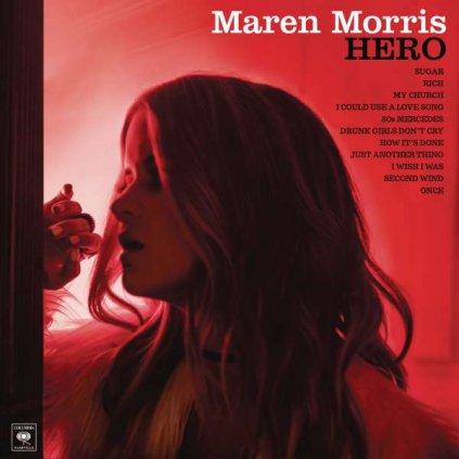 VINYLO.SK   MORRIS, MAREN - HERO [CD]