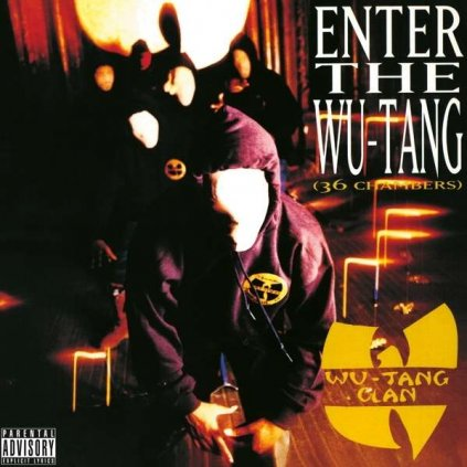 VINYLO.SK | WU-TANG CLAN - ENTER THE WU-TANG (36 CHAMBERS) [LP]