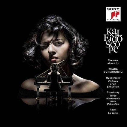 VINYLO.SK | BUNIATISHVILI, KHATIA - KALEIDOSCOPE - PICTURES AT AN EXHIBITION [CD]