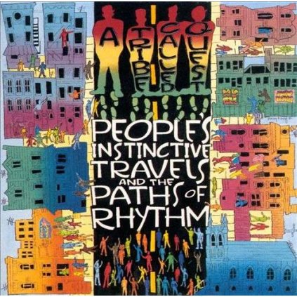 VINYLO.SK | A TRIBE CALLED QUEST - PEOPLE'S INSTINCTIVE TRAVELS AND THE PATHS OF RHYTM / Anniversary [2LP]