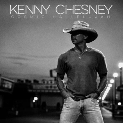 VINYLO.SK | CHESNEY, KENNY - COSMIC HALLELUJAH [CD]