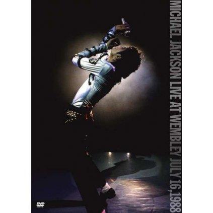 VINYLO.SK | JACKSON, MICHAEL - LIVE AT WEMBLEY JULY 1988 [DVD]