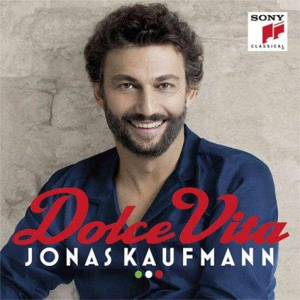 VINYLO.SK | KAUFMANN, JONAS - DOLCE VITA [CD]