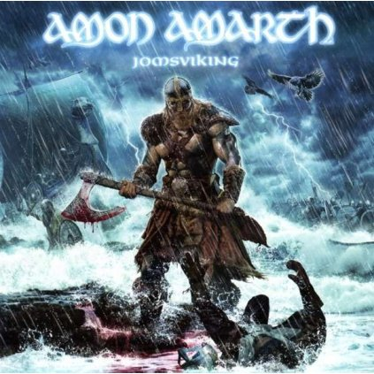 VINYLO.SK | AMON AMARTH - JOMSVIKING [CD]