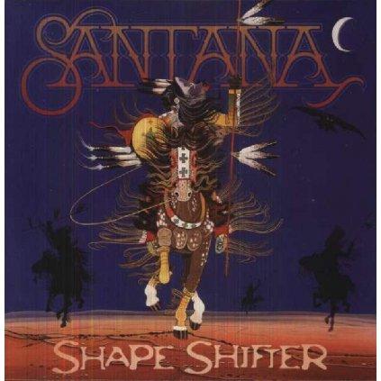 VINYLO.SK | SANTANA - SHAPE SHIFTER [LP] 180g AUDIOPHILE PRESSING + 8PG. BOOKLET