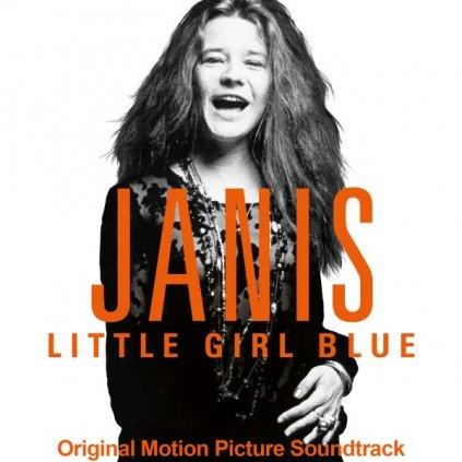 VINYLO.SK | JOPLIN, JANIS - JANIS: LITTLE GIRL BLUE [CD]