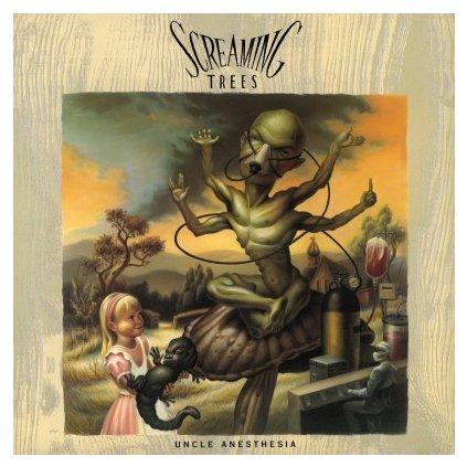 VINYLO.SK | SCREAMING TREES - UNCLE ANESTHESIA (LP)180 GRAM AUDIOPHILE PRESSING