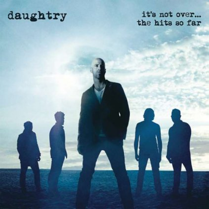 VINYLO.SK | DAUGHTRY - IT'S NOT OVER...THE HITS SO FAR [CD]