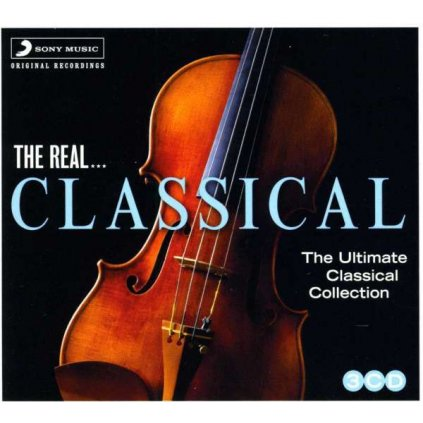 VINYLO.SK | Rôzni interpreti - THE REAL... CLASSICAL [3CD]