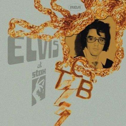 VINYLO.SK | PRESLEY, ELVIS - ELVIS AT STAX [CD]