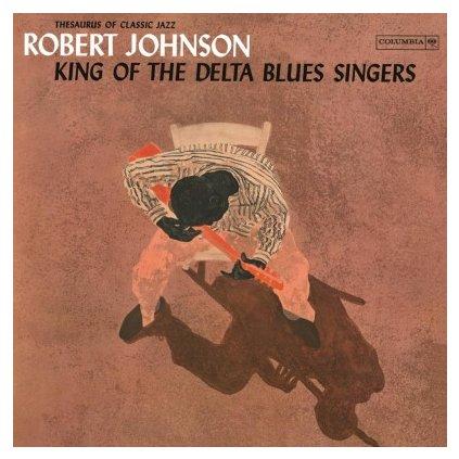 VINYLO.SK | JOHNSON, ROBERT - KING OF THE DELTA BLUES SINGERS VOL.1 (LP).. BLUES SINGERS VOL.1 / 180GR. /INCL. INSERT