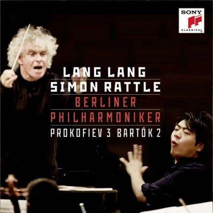 VINYLO.SK | LANG LANG - PROKOFIEV 3RD & BARTOK 2ND PIANO CONCERTOS [CD]