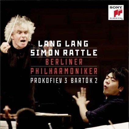 VINYLO.SK | LANG LANG - PROKOFIEV 3RD & BARTOK 2ND PIANO CONCERTOS [CD + DVD]