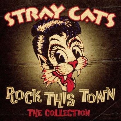 VINYLO.SK | STRAY CATS - ROCK THIS TOWN [CD]
