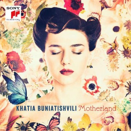 VINYLO.SK | BUNIATISHVILI, KHATIA - MOTHERLAND [CD]