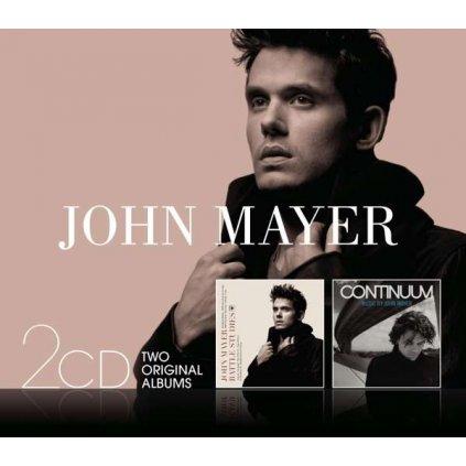 VINYLO.SK | MAYER, JOHN - CONTINUUM / BATTLE STUDIES [2CD]