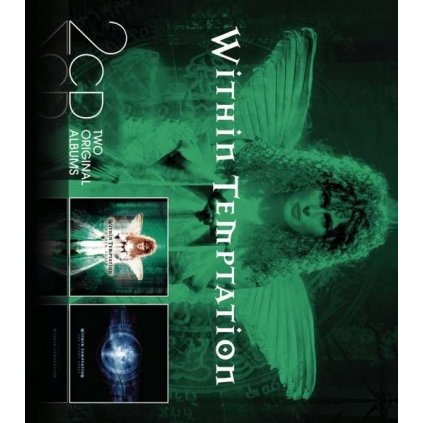 VINYLO.SK | WITHIN TEMPTATION - MOTHER EARTH / SILENT FORCE [2CD]