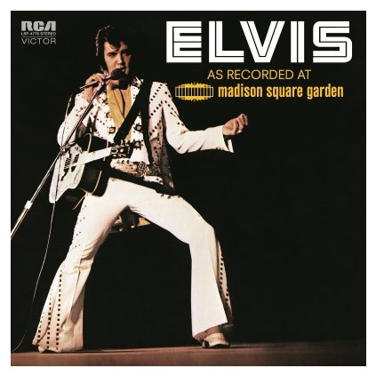 VINYLO.SK | PRESLEY, ELVIS - AS RECORDED AT MADISON SQUARE GARDEN (2LP).. SQUARE GARDEN / 180 GRAM VINYL / REMASTERED