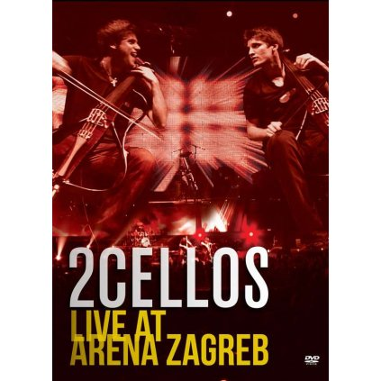 VINYLO.SK | TWO CELLOS - LIVE AT ARENA ZAGREB [DVD]