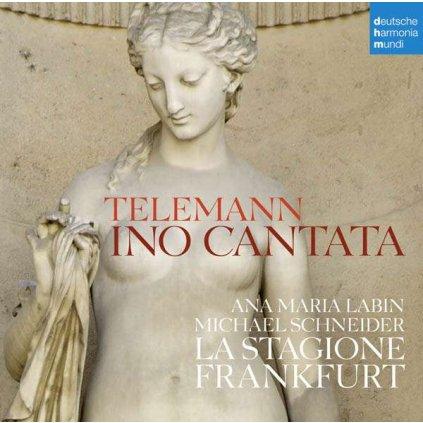 VINYLO.SK | TELEMANN, G.P. - INO CANTATA [CD]