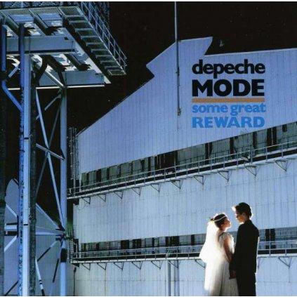 VINYLO.SK | DEPECHE MODE - SOME GREAT REWARD [CD]